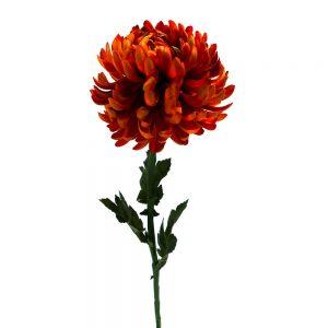 Kunstbloem-Dahlia-Oranje