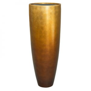 Metallic Leaf Partner Gold