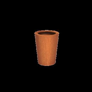 Cortenstaal Plantenbak Leira 60 x 80 cm