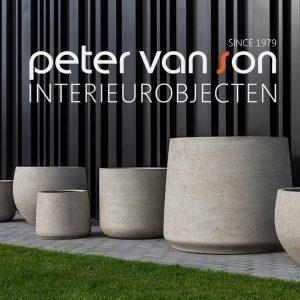 Peter van Son Bloempotten