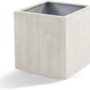Grigio Cube S White Concrete